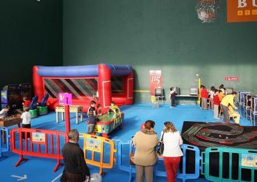 Los parques infantiles abren las puertas hasta el 8 de enero