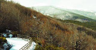 La remozada Vía Verde se descubrirá al paseante la próxima primavera.